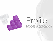 Profile Mobile Application