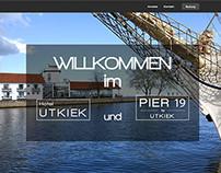 """""""Hotel Utkiek"""" - Greifswald-Wieck"""