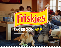 FRISKIES Facebook App