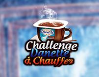 Challenge Danette à Chouffer