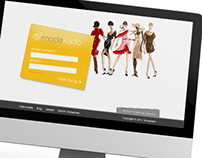 Modakado Private Shopping - Client Website