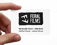 Feral Films Identity