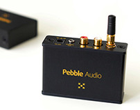Pebble Audio - Brand Identity