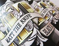 "Craft Beer ""Matt The Knife"""