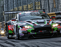 "Craft Racing AMR 2013 ""New Car"" Livery"