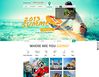 Noo Travel - Responsive Travel Template