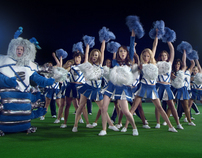 Wimpy 'Cheerleaders' 40″ TVC