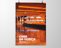 Casa da Música - Rebranding