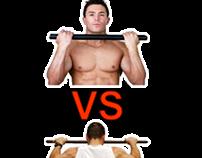 Chin ups vs Pull ups