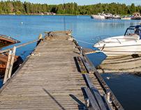 Skärså, Söderhamns- Sweden