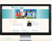 Website Institucional - O Semeador