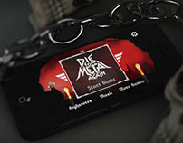 Die For Metal Again - Mobile Game