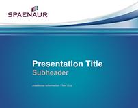 Spaenaur PowerPoint Template