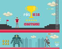 IESB Campanha de PÓS-GRADUAÇÃO (2014)