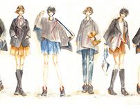 Fashion Studio Project: NOH