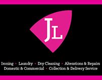 JL Ironing Company Branding