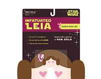 Infatuated Leia