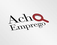 Brand | Logo Acho Emprego