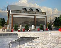 Exterior Design (Vray)