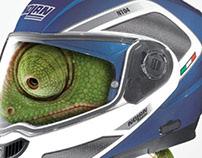 Helmet Animal Concept