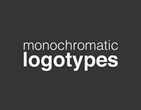Monochromatic Logotypes