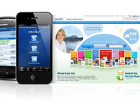 Medco | eCommerce Pharmacy & Mobile Meicine Cabinet