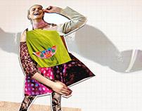 Fashion Illustration for Kofola