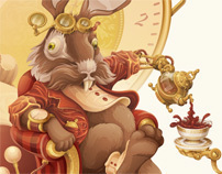 The Mad Steampunk Tea Party