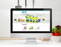 Website Angola Detergent