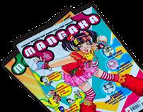 Mangaka | Magazine