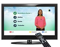 Brasil 4D - interactive TV