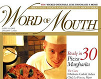 Word of Mouth Newsletter Cover