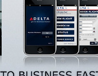 Delta Airlines Concept Pitch
