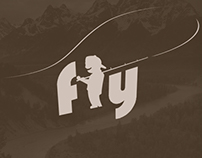 FLY - T-shirt Logo