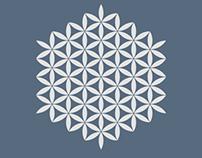 Sacred Geometry Print II