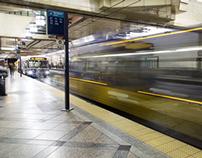 Westlake Station Time-lapse