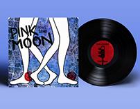 """Diseño de Disco y Loops """"Pink Moon"""" Richard Coleman"""