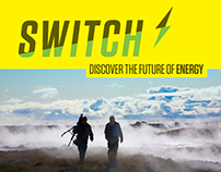 Switch Energy Project – film, educational video website
