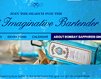 Bombay Sapphire - Most Imaginative Bartender