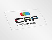 Brand | Logo CRP Mídia Digital
