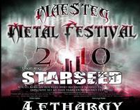 Maesteg Metal Festival - Poster Design