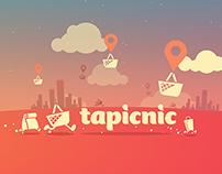 Tapicnic - Food App