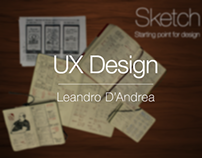 UX + Design ( Apps )