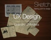 UX + Design ( Apps )