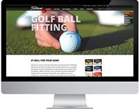 Titleist: Golf Fitting Pages