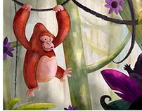 Tarzan fan art