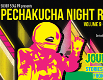 Design—Poster + Social Assets for PechaKucha Vol.9 RKE