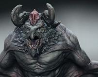 Garda Creature Concept