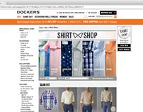Dockers® Shirt Shop