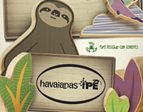 Havaianas Ipê - Leilão de Site